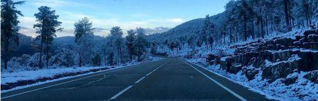 Castilla-La Mancha desactiva el METEOCAM tras finalizar el temporal de nieve