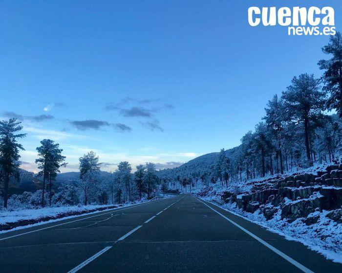 Desactivada la fase de alerta en la provincia por nieve