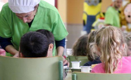 Veinte alumnos asistieron al comedor escolar del Colegio Santa Ana durante las vacaciones de Navidad