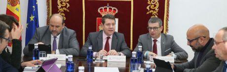 García-Page reclama al Estado el dinero del ATC para las autovías Albacete-Cuenca, Tarancón-Guadalajara y Cuenca-Teruel
