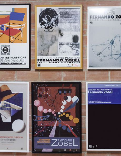 Diputación acoge la semana que viene una exposición antológica sobre Fernando Zóbel