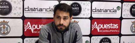 Sala de Prensa | Luis Ayllón - [U.B. Conquense 2- 0 C.D. Azuqueca]