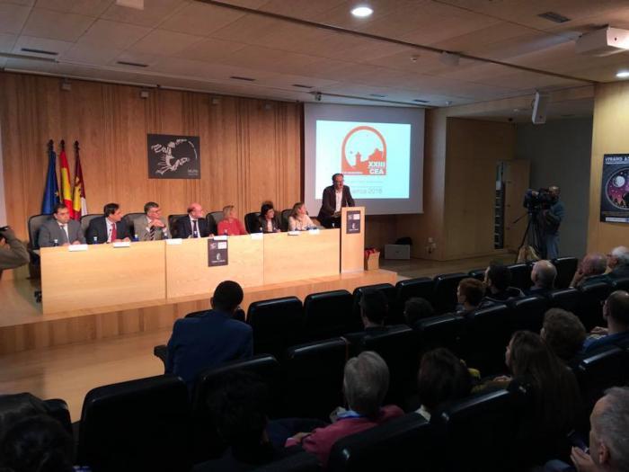 Metano en Marte, ventajas y responsabilidades de tener un cielo como el de la Serranía de Cuenca e inauguración del congreso