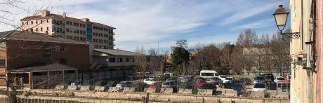 El solar de la antigua Escuela de Magisterio podría albergar un nuevo hotel con 174 habitaciones