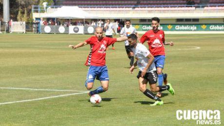 El Villarrobledo frena la racha triunfal del Conquense (4-3)