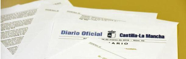 El DOCM publica las bases reguladoras de la convocatoria de ayudas para entidades locales dotada con más de 100 millones de euros