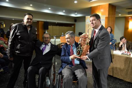 """García-Page valora la mejora de los servicios públicos de la región gracias a una gestión basada en la """"cercanía"""""""
