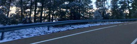 Activado el METEOCAM en toda Castilla-La Mancha ante la previsión de nevadas