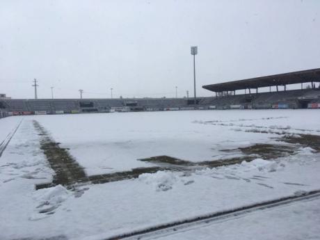 Se suspenden las competiciones deportivas del fin de semana por el temporal