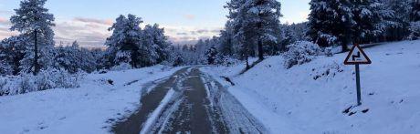 Suspendidas las rutas de escolares de la provincia