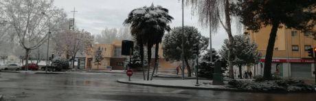 Normalidad en la capital tras la tercera jornada consecutiva de nieve