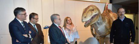 'Dinowalking', nueva atracción del Museo de Paleontológico
