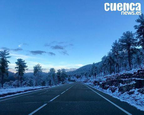 Desactivado el METEOCAM en toda la región tras finalizar el temporal de nieve sin lamentar ningún incidente de gravedad