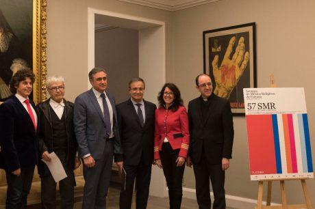 La Real Academia de Bellas Artes de San Fernando en Madrid acogió la presentación de la Semana de Música Religiosa