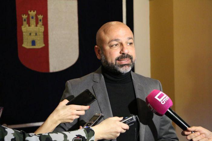 El vicepresidente José García Molina se someterá a las preguntas de los estudiantes de Periodismo