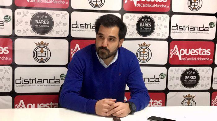 Sala de Prensa | Sergio Rubio - [U.B. Conquense 3- 0 C.D.Madridejos]