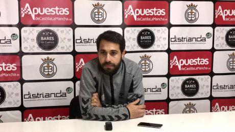 Sala de Prensa | Luis Ayllón - [U.B. Conquense 3- 0 C.D.Madridejos]