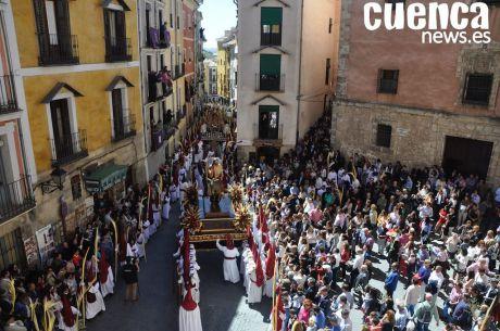 La Junta de Gobierno Local aprueba el convenio con la Junta de Cofradías de la Semana Santa por 60.000 euros