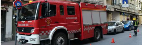 Bomberos de Cuenca se forma en el rescate en accidentes de tráfico