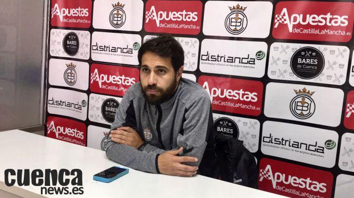Sala de Prensa | Luis Ayllón - [U.B. Conquense 2- 0 C.D. Villacañas]