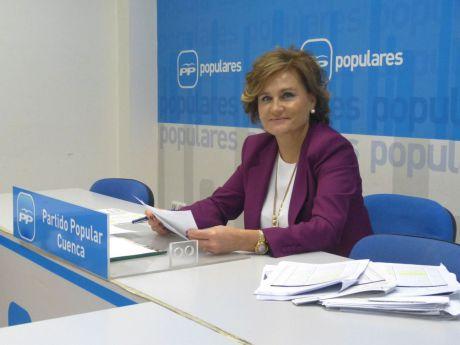 """Martínez denuncia la """"desidia"""" del Gobierno de Page ante las situaciones tan precarias que están viviendo muchos centros educativos de Cuenca"""