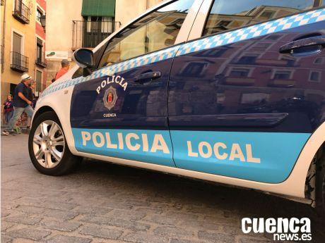 La Policía Local realiza controles de uso del cinturón de seguridad y sistemas de retención infantil