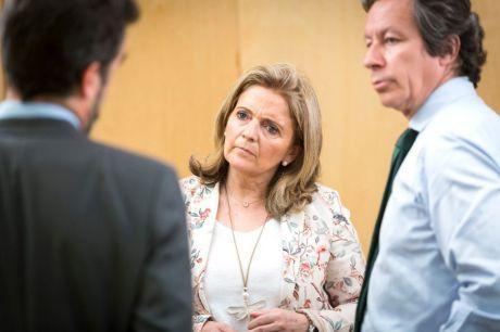 María Jesús Bonilla, coordinadora de comisiones del PP en el Congreso