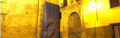 El Obispado de Cuenca inicia la retirada de los símbolos franquistas de la Catedral