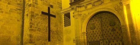 Concluye la retirada de la simbología franquista de la Catedral