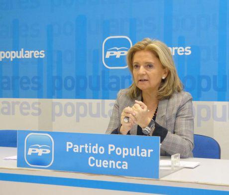"""Bonilla: """"El PP es el único partido que siempre ha garantizado las pensiones y nunca las ha congelado, como sí hizo el PSOE con el voto de Sahuquillo"""""""