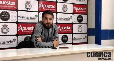 Sala de Prensa | Luis Ayllón - [U.B. Conquense 2- 0 C.D. Manchego Ciudad Real ]