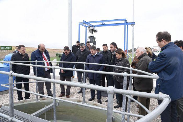Se ponen en marcha seis depuradoras en la provincia con una inversión de 5,1 millones
