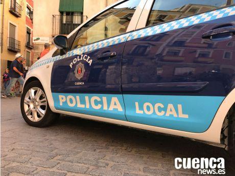Concentración en Cuenca para exigir aprobación decreto jubilación anticipada de los Policias Locales
