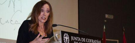 Todo listo en San Miguel para el Pregón de Pilar Ruipérez, la cuarta mujer en pregonar la Semana Santa