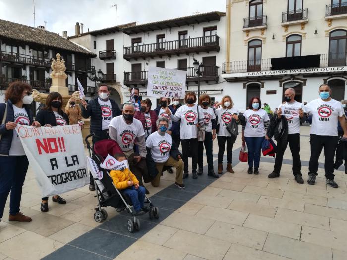 Continúan las reivindicaciones contra la macrogranja porcina en Quintanar del Rey