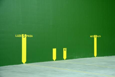 Se aprueba el proyecto técnico de las obras para la construcción de un frontón corto en Nohales a través del POS