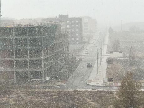 Albacete, Cuenca y Guadalajara siguen en alerta amarilla por la nieve