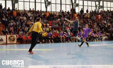El Ciudad Encantada se lleva el derbi regional ante el Guadalajara (32-26)