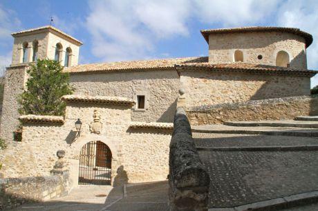 """La antigua iglesia de San Miguel será uno de los escenarios del V Ciclo 'Música de Cámara en las Ciudades Patrimonio de la Humanidad"""""""