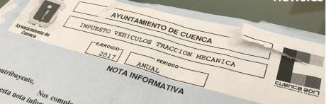 """Denuncian que la """"incompetencia"""" del Ayuntamiento hace que muchos conquenses tengan que pagar recargos a los impuestos"""