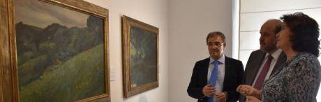 """""""Sorolla. Tierra Adentro"""" muestra en la Casa Zavala la otra cara de la pintura de paisajes del artista levantino"""