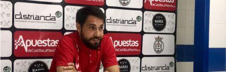 Sala de Prensa | Luis Ayllón - [U.B. Conquense 3- 2 Mora C.F.]