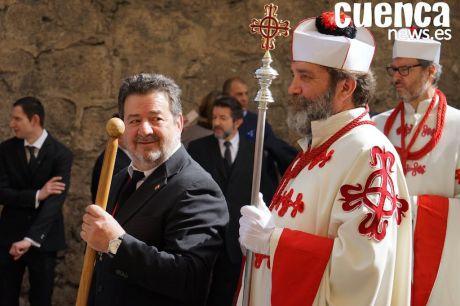 GALERÍA DE FOTOS | Procesión del 75º Aniversario de la llegada de Cristo Yacente