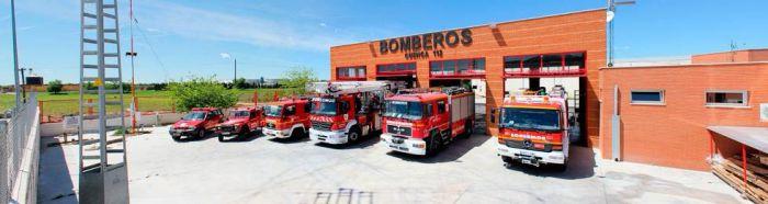 Piden explicaciones por el impago de facturas del parque de bomberos de Tarancón dependiente de la Diputación