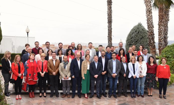 """""""Los candidatos del PSOE de Castilla-La Mancha son personas con arraigo, que defienden un regionalismo sano y que representan el progreso"""""""