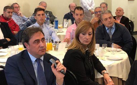Mariscal destaca en el foro de debate de la SER la apuesta del Ayuntamiento por la promoción de la marca Cuenca