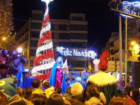 La Navidad ilumina Cuenca desde este miércoles