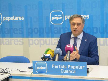 Mariscal lamenta que los socialistas hagan pagar a los conquenses su incoherencia al votar 'no' a una propuesta para implantar Turismo