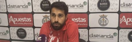 Sala de Prensa | Luis Ayllón - [U.B. Conquense 0- 2 Formac Villarrubia C.F.]