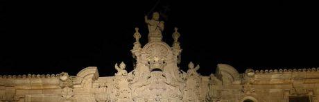 Inaugurada la nueva iluminación artística del Monasterio de Uclés